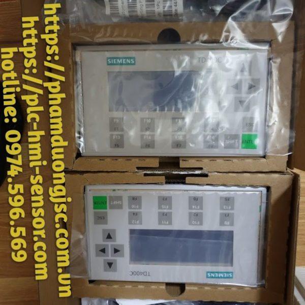 6AV6640-0AA00-0AX0 TD400C SIEMENS
