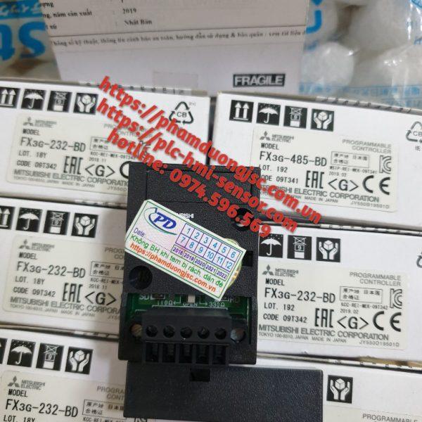FX3G-485-BD MÔ ĐUN TRUYỀN THÔNG RS485